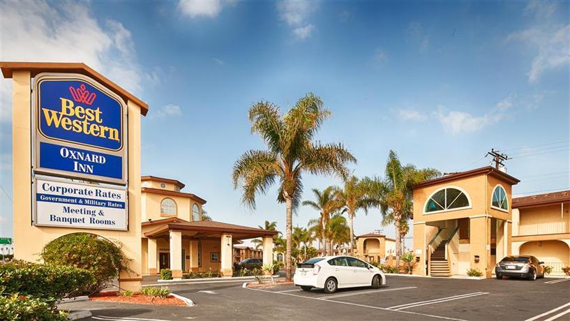 Best Western Plus Oxnard Inn