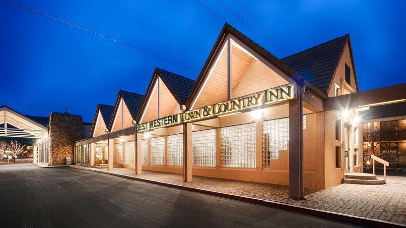 Best Western Town & Country Inn Cedar City