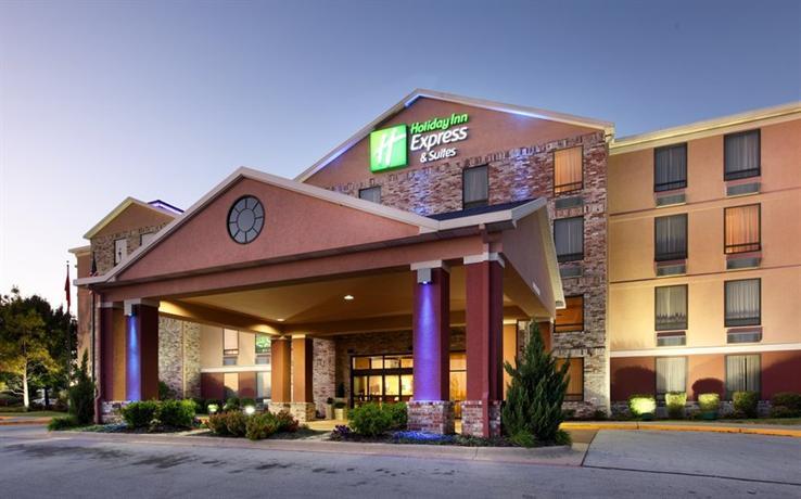 Holiday Inn Express Hotel & Suites Harrison Arkansas