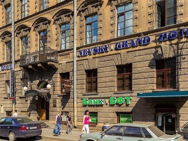 Sky Hotel St Petersburg
