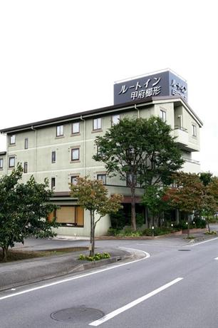 Hotel Route-Inn Court Minami Alps