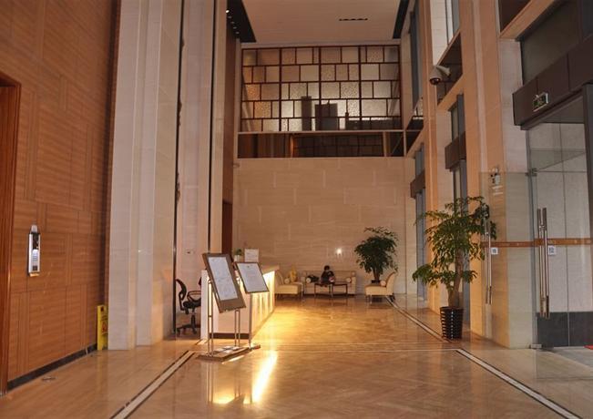 Guangzhou She&He Hotel Apartment Tianhe