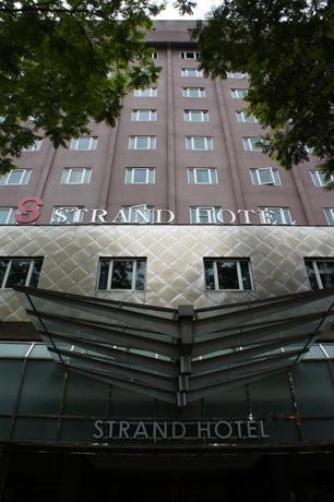 Strand Hotel - Singapore