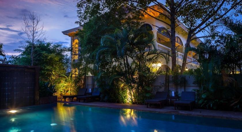 Pavillon d'Orient Boutique Hotel Siem Reap