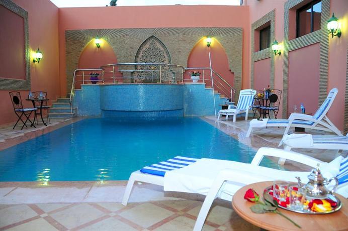 Residence Assounfou Marrakech