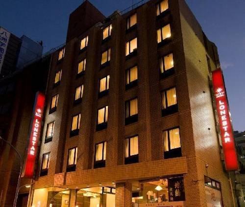 Shinjuku City Hotel Lonestar Tokyo