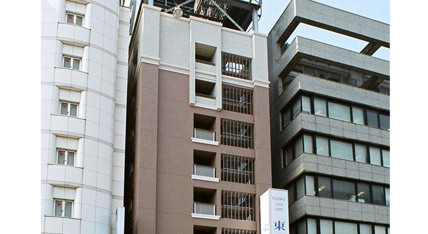 Toyoko Inn Tokyo Uguisudani-Ekimae