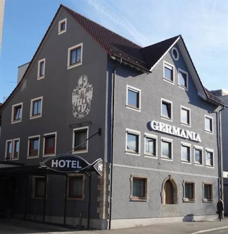 Germania Hotel Reutlingen