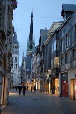 Hotel Les Arcades Rouen