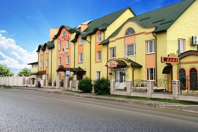 Hotel Kalyna Pochaiv