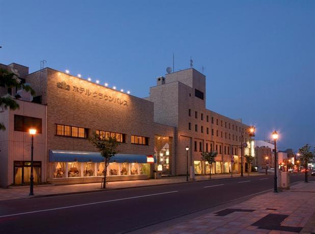 Hotel crown palace Aomori