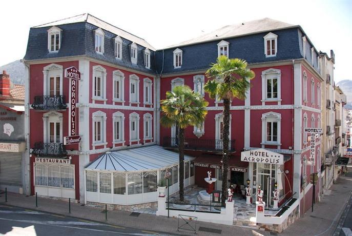 Hotel Acropolis Lourdes