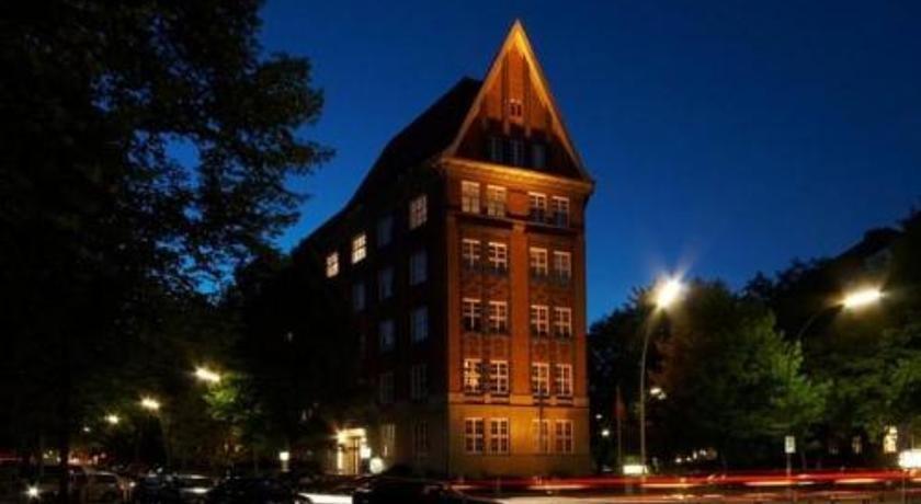 City Hotel Commodore Hamburg