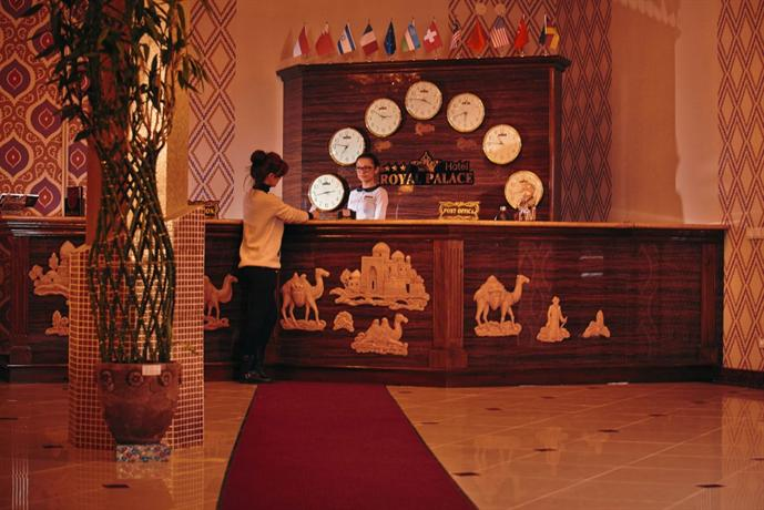 Hotel Royal Palace Samarkand