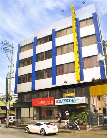 Fersal Inn Tuazon Quezon City