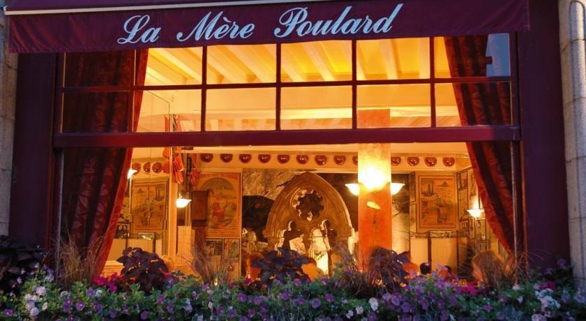 La Mere Poulard Hotel Le Mont-Saint-Michel