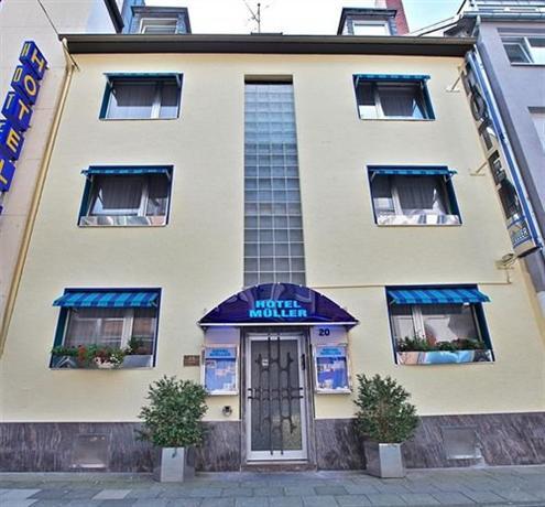 Hotel Muller Cologne
