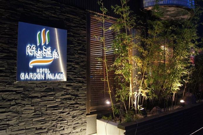 Kansai Airport Spa Hotel Garden Palace