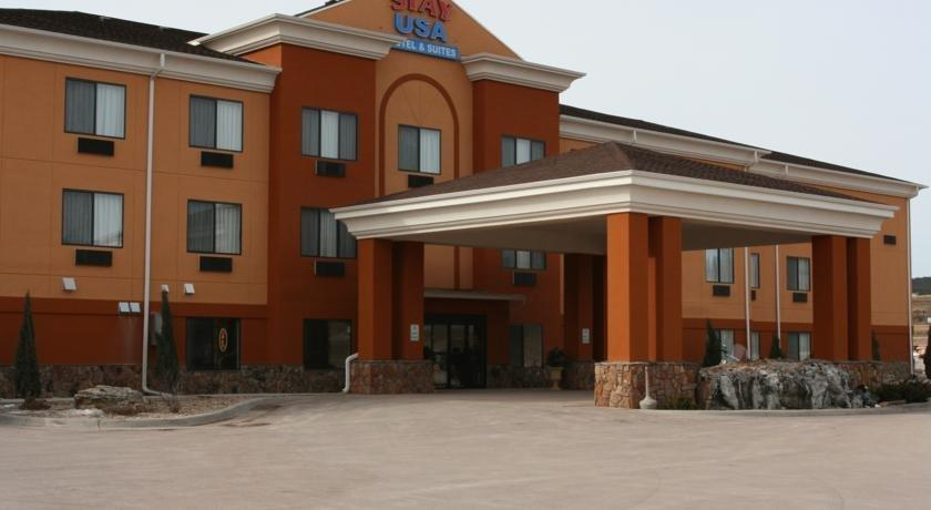 USA Stay Hotel & Suites Hot Springs South Dakota