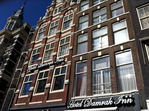 Budget Hotel Damrak Inn