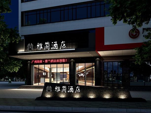Yalan Hotel Guangzhou