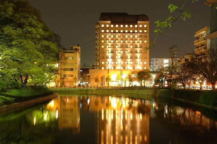 APA Hotel Matsuyamajo-Nishi
