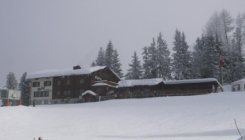 Berghotel Alpina Am Pizol