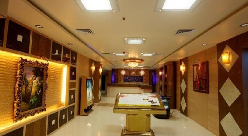 Grand Elite Hotel Hyderabad