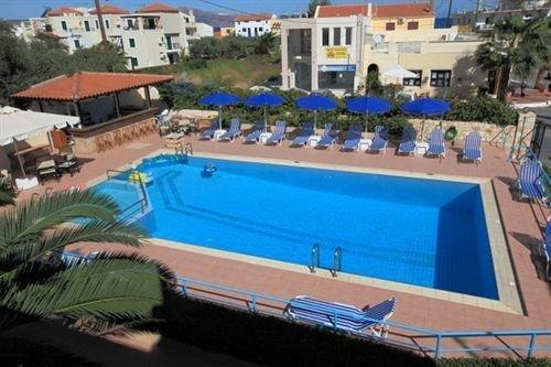 Niriides Hotel Apartments Studi