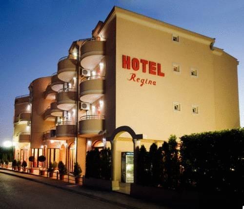 Hotel Regina Bijela