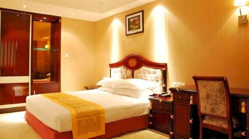 Huirong Garden Hotel Chengdu