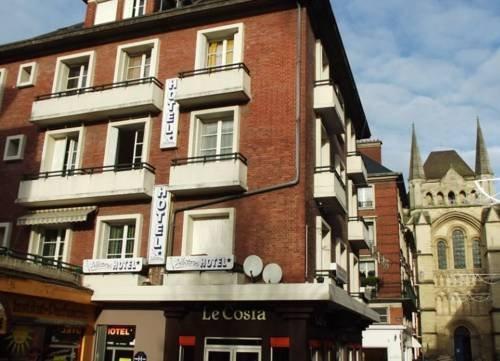 Hotel Albatros Lisieux