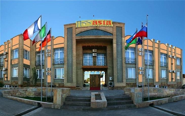 Hotel Asia Samarkand