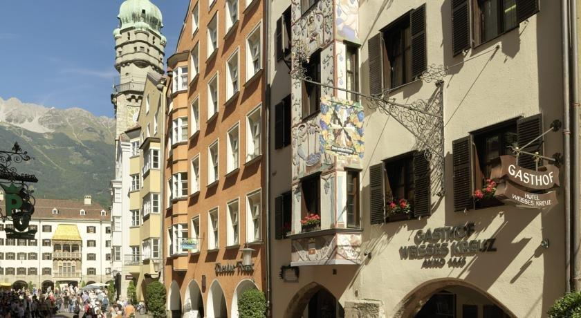 Hotel Weisses Kreuz Innsbruck