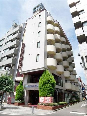 Central Plaza Hotel Yokohama