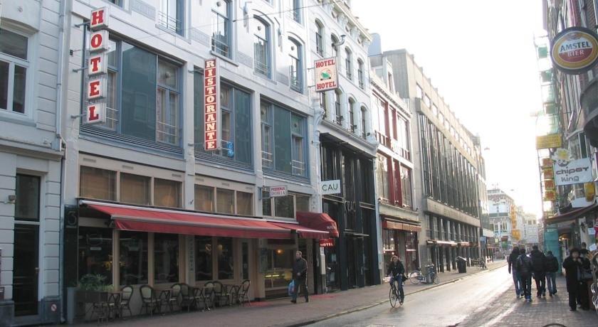 Doria Hotel Amsterdam