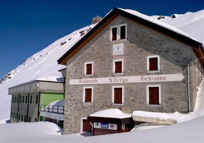 Hotel Genziana Bormio