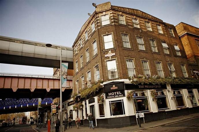 The Wellington Hotel London