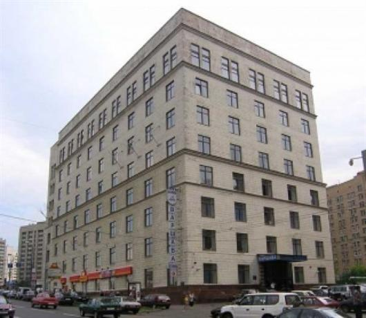 Hotel Warsaw