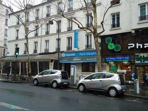 Hipotel Paris Gambetta Republique