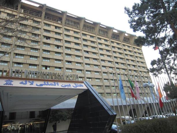 Laleh International Hotel Iran