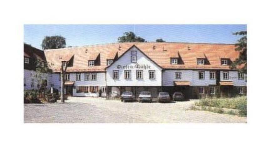 Brauhaus Wiesenmuhle Hotel Fulda
