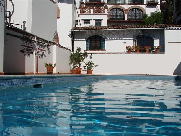 Agua Escondida Hotel Taxco