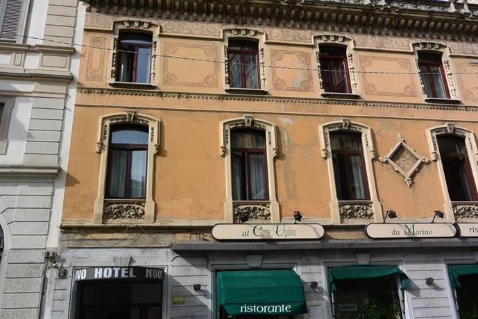 Hotel Nuovo Milan