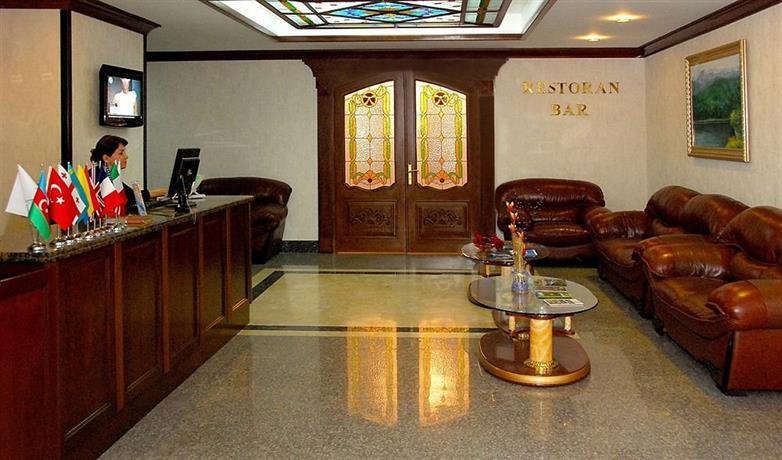 Ganjeli Plaza Hotel