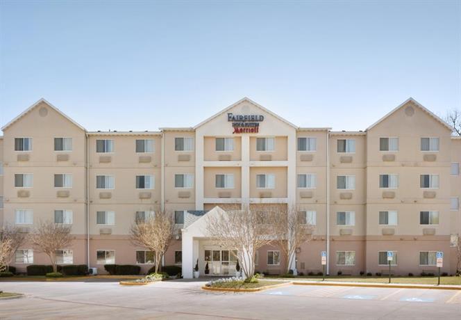 Fairfield Inn & Suites Fort Worth University Drive
