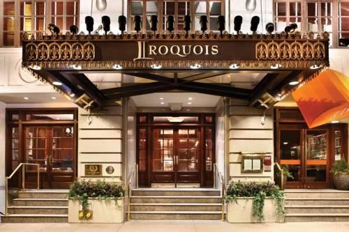 The Iroquois New York Hotel