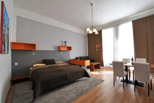 ApartmA novA1/2 DA-m Centrum ADC Brno