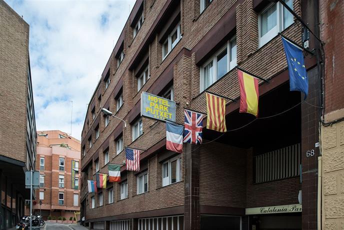 Catalonia Park Putxet Hotel Barcelona