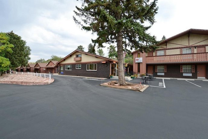 Americas Best Value Inn Villa Motel Manitou Springs